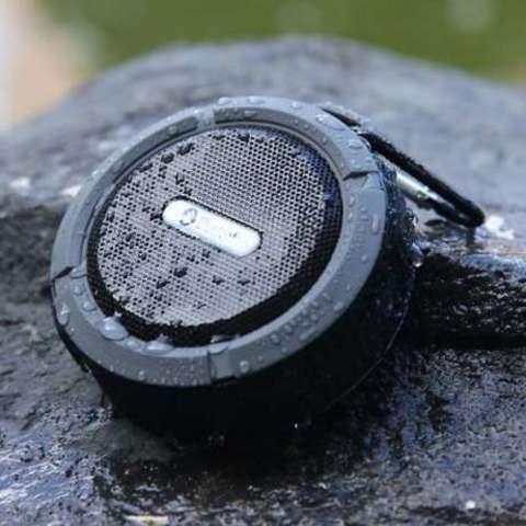 Портативная Bluetooth Колонка  С6 влагостойкая