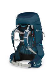 Рюкзак женский Osprey Aura AG 50 Women's Challenger Blue - 2