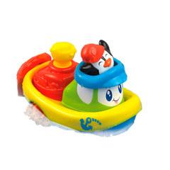 Hap-p-kid Заводная игрушка для ванны из серии Кораблик