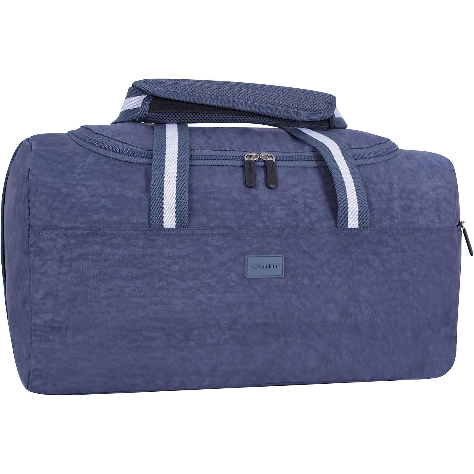 Дорожные сумки Сумка Bagland Boston 25 л. Серый (0037470) IMG_6004.JPG