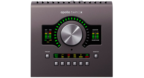 UNIVERSAL AUDIO Apollo Twin X Duo Аудиоинтерфейс