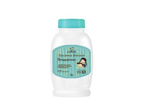 Присыпка детская гипоаллергенная | 70 гр | СпивакЪ