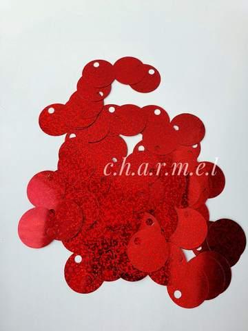 Красный  Голограмма