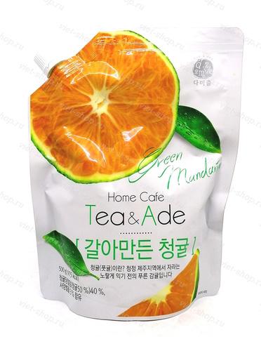Мандарин с медом, Корея 500 гр.