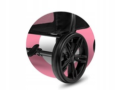 Коляска прогулочная Lionelo LO-Annet Plus Black Carbon