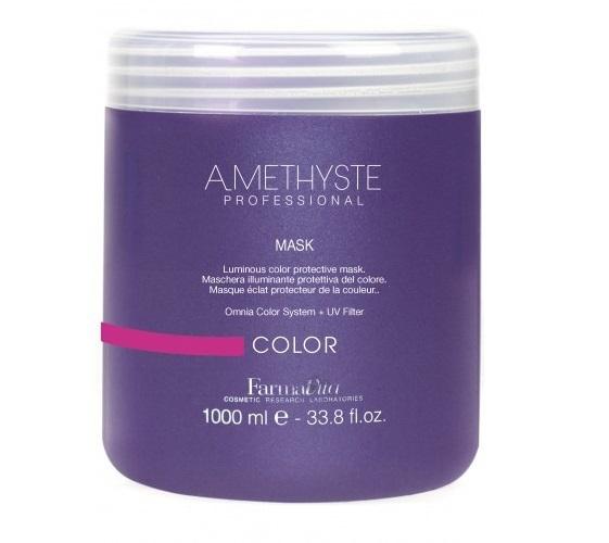 Маска для окрашенных волос Color Amethyste Farmavita, 1000мл