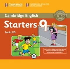 C YLE Tests Starters 9 CD!!!