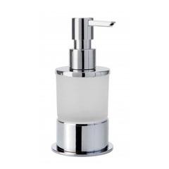 Дозатор для мыла,матовое стекло Bemeta Omega 138109161 фото