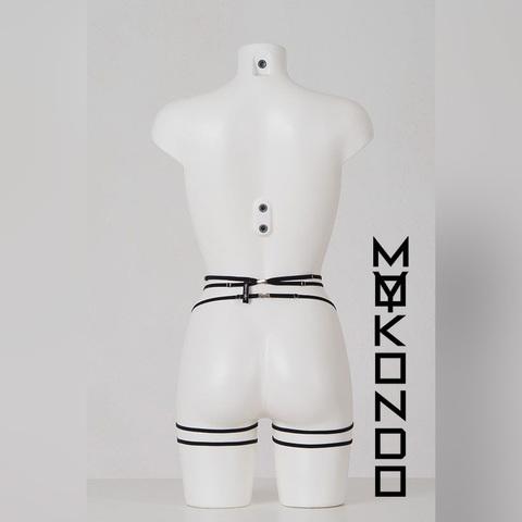 MyMokondo Стрэп Парис (Черный, one size)