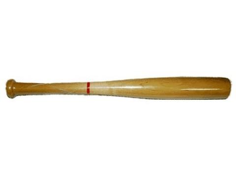 Бита деревянная для игры в бейсбол: Б-21