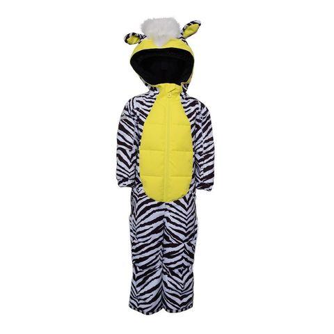 Комбинезон WeeDo Zebra (светло-полосатый)