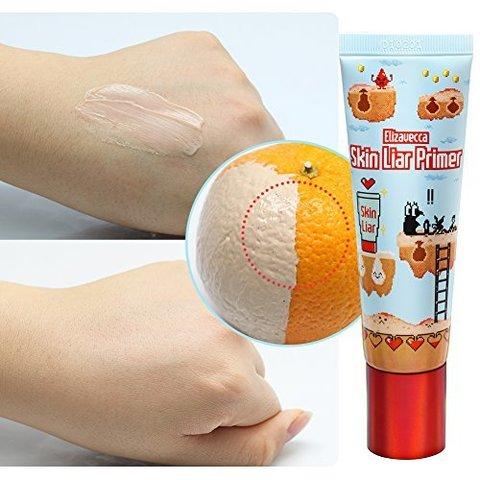 Увлажняющий праймер-основа для лица Elizavecca Skin Liar Primer, 30 мл