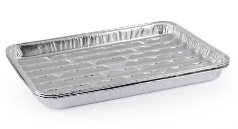 6704 FISSMAN Форма гриль для духовки 24x23x2,5 см / 3 шт,  купить