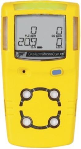 Газоанализатор GasAlertMicroClip XT