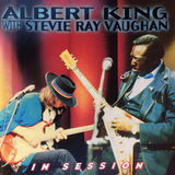 Albert King With Stevie Ray Vaughan / In Session (CD)