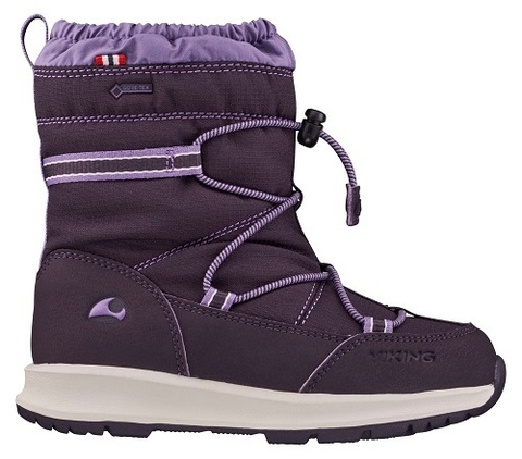 Сапоги Viking Asak GTX Aubergine/Purple