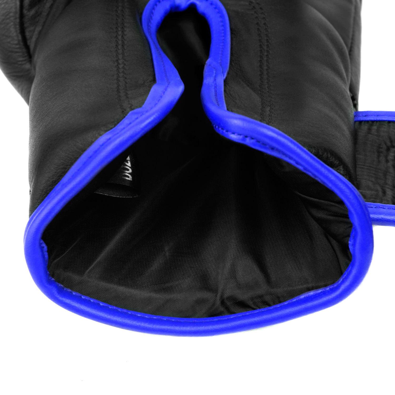 Перчатки Dozen Monochrome Black/Blue подкладка