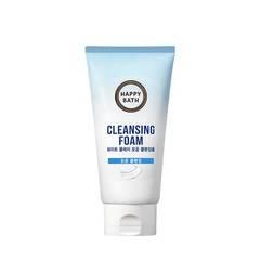 Пенка для умывания HAPPY BATH Whiteclay Cleansing Foam 150g