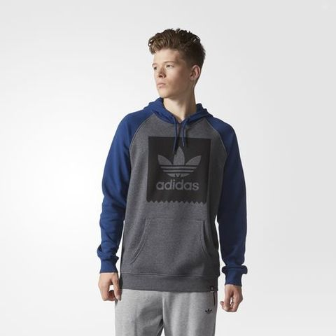 Джемпер мужской adidas ORIGINALS BLKBRD RAG HD