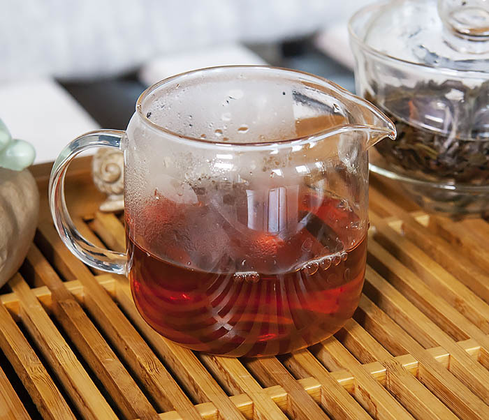 TEA-CH112 Темный улун «Одинокие Кусты с Горы Феникса» (Фэн Хуан Дань Цун, сильная обжарка, 10 гр) фото 11