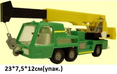 Автокран Супер-мотор (Форма) С-6-Ф