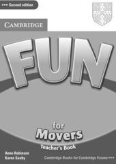 Fun for Movers 2nd Edition Teacher's Book