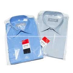 Пакет для одежды с клапаном