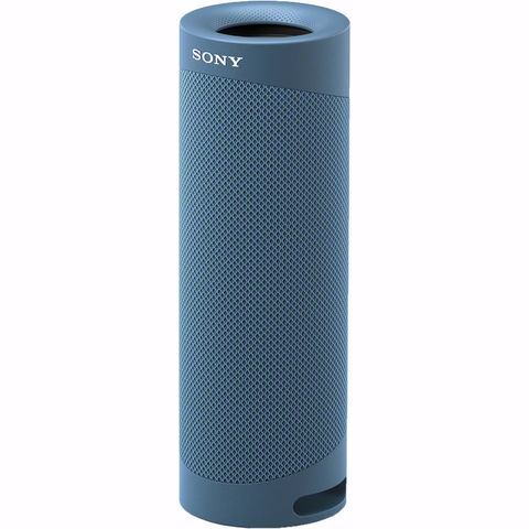 SRS-XB23L портативная акустика Sony EXTRA BASS, синий цвет