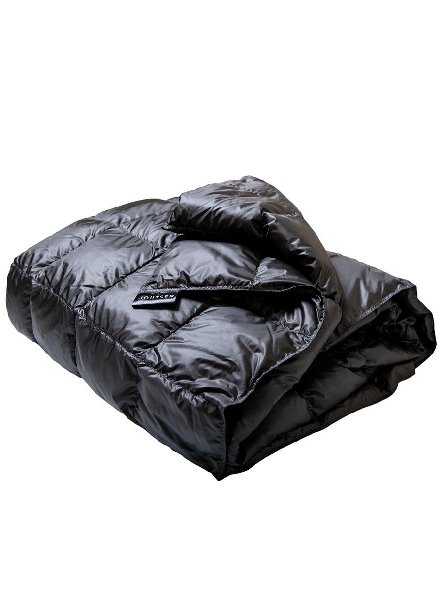 Joutsen одеяло-плед Kulkuri 130х190 антрацит