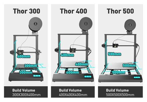 3D-принтер FlashForge Thor 300