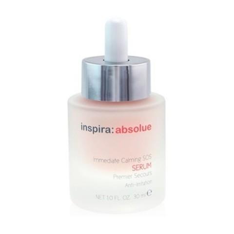 INSPIRA Absolue: Мгновенно успокаивающая, регенерирующая сыворотка для лица (Immediate Calming SOS Serum), 30мл