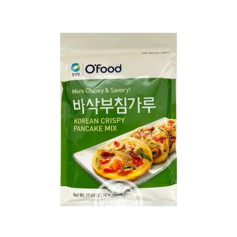Смесь мучная для приготовления корейских блинов  500г Daesang Корея