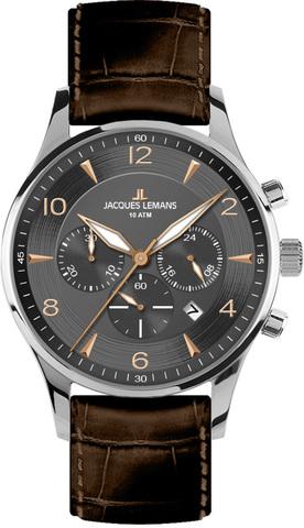 Купить Наручные часы Jacques Lemans 1-1654F по доступной цене
