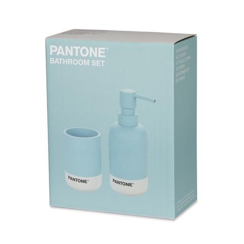 Набор для ванной комнаты Pantone синий