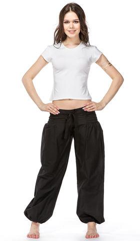 Черные штаны Богема