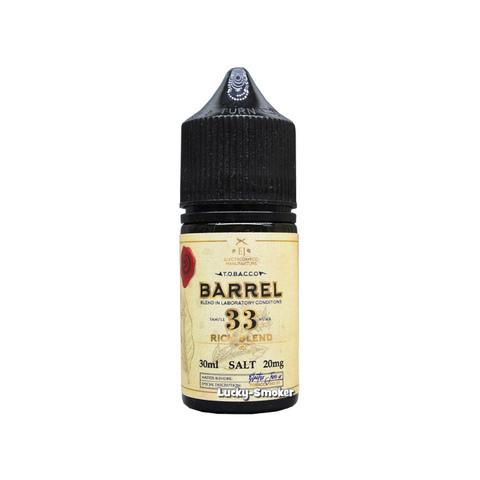 Жидкость Barrel Salt 30 мл Rich Bland (33)
