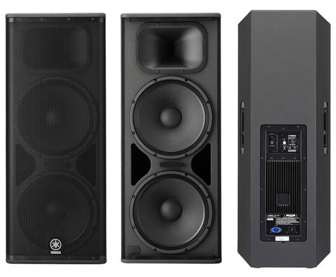 Акустические системы активные Yamaha DSR215