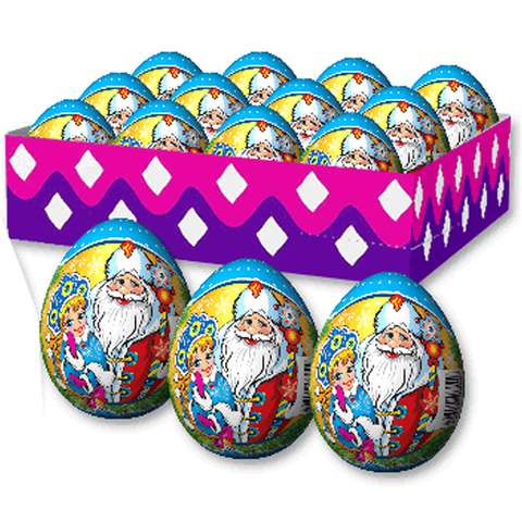 Яйцо с/с 50г