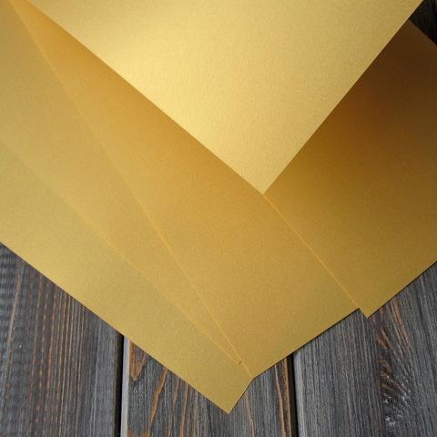 Бумага «Волшебство» (Золото) 290 гр/м2