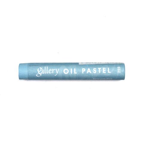 Пастель масляная Mungyo, профессиональная, цвет № 223 Бирюзово-синий.