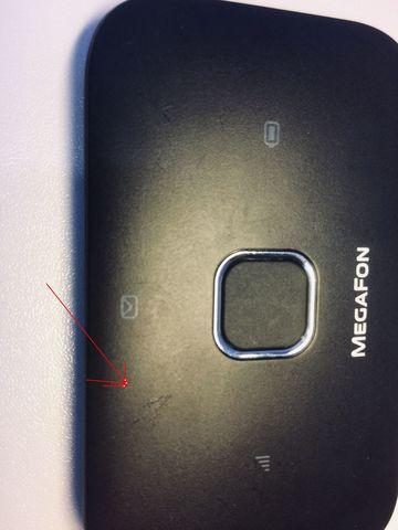Huawei E5573 Мобильный 4G/LTE WiFi роутер c антенным разъемом (Уценка)