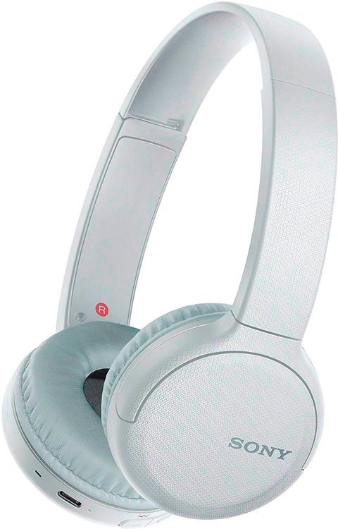WH-CH510W беспроводные наушники Sony, цвет белый