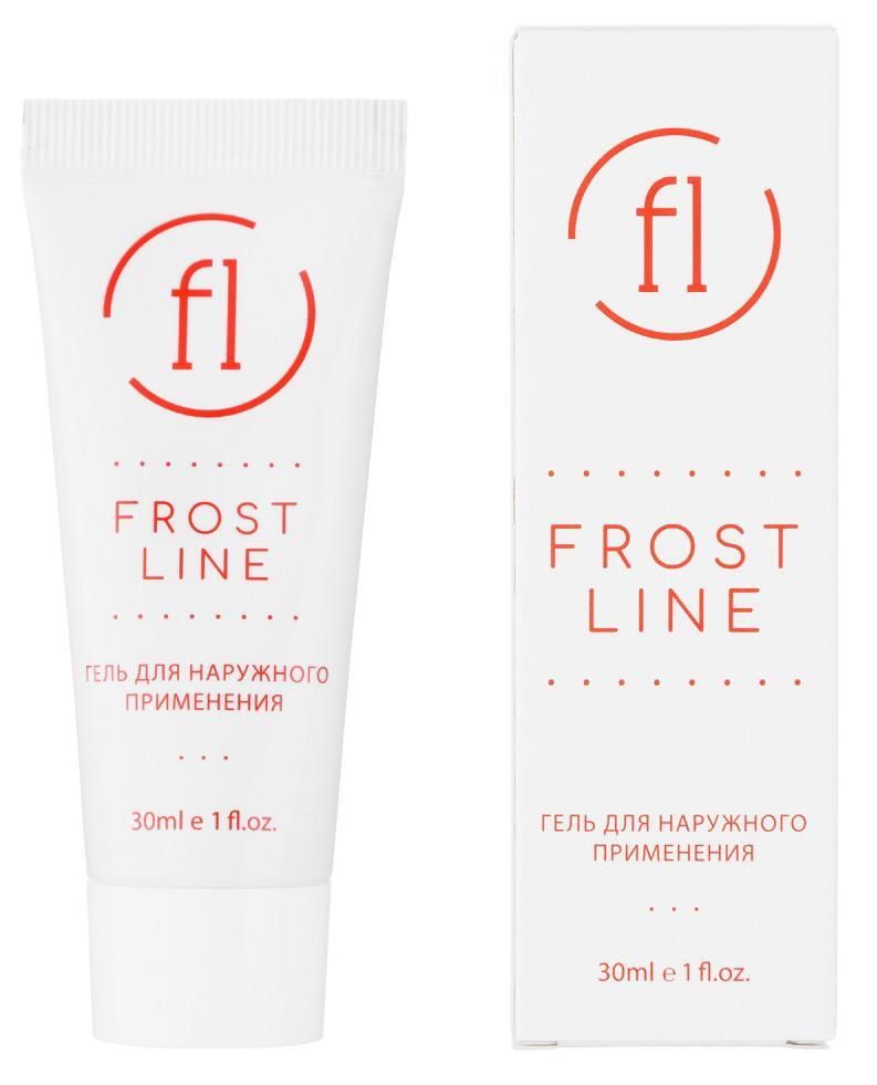 Frost Line Крем-гель охлаждающий