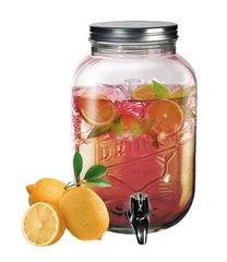 Лимонадник с винтовой крышкой, 3,5 л, фото 2