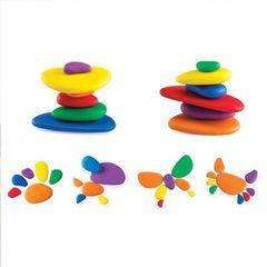 Игровой набор Радужные камешки, Edx education 13208C