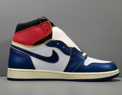 Air Jordan 1 Retro High NRG UN 'Union'