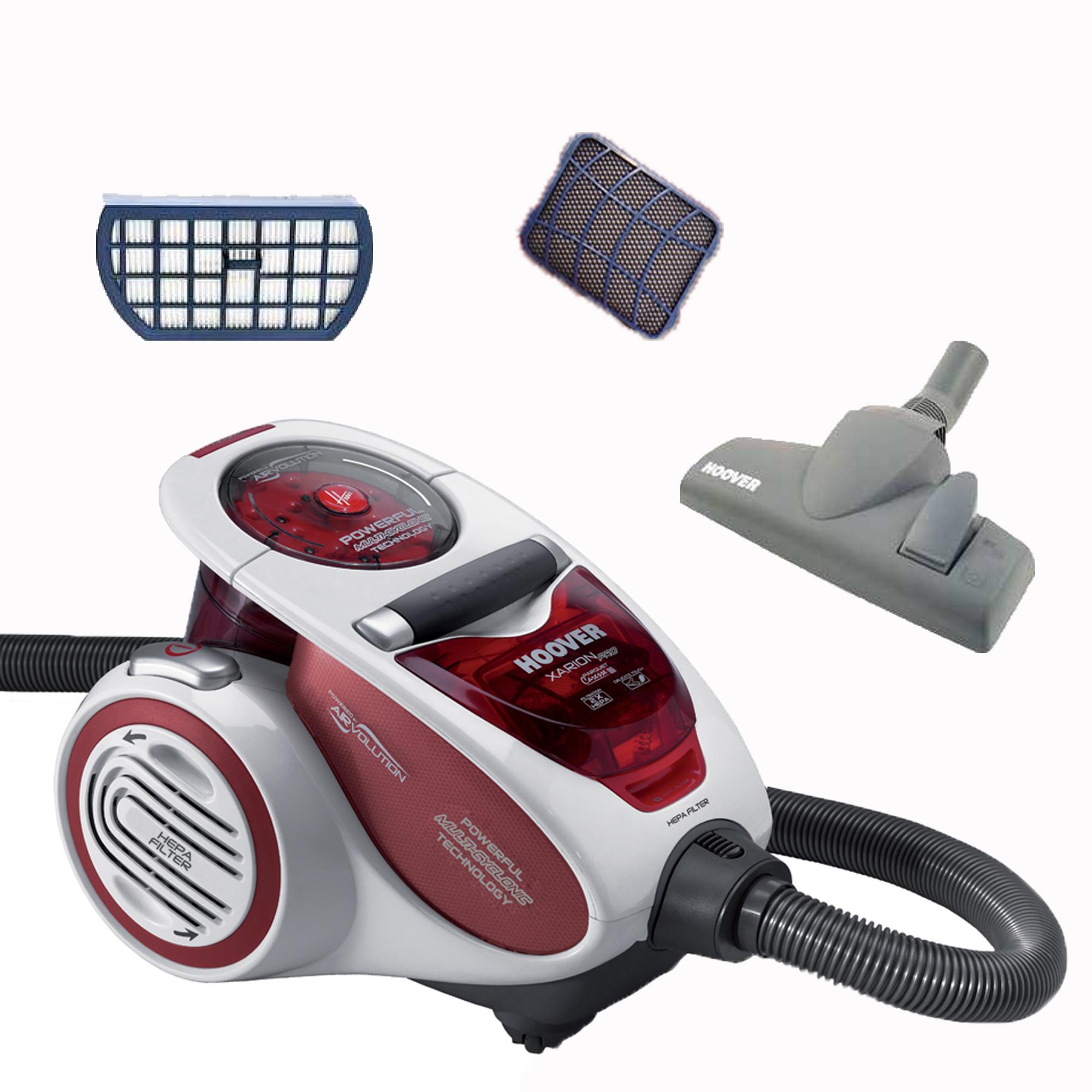 Комплекты подготовка Контейнерный пылесос Xarion Pro TXP1510 019 + аксессуары