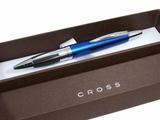 Шариковая ручка Cross Contour синий Mblack (AT0322-2)