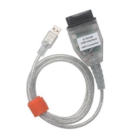 Автосканер BMW inpa K + D-CAN Interface
