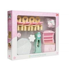 Кукольная мебель Бутон розы Столовая, Le Toy Van